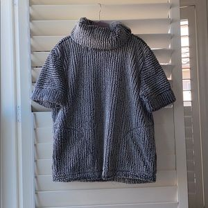 Furry Sweater Tee